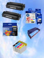 Vancouver Brother Epson Canon HP Lexmark Ricoh Samsung ink toner drum ribbon