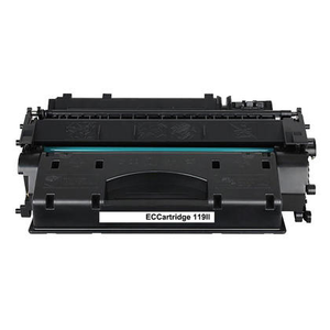 119ii (3480B001AA) Compatible High Yield Black Toner Cartridge for Canon