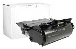 64035HA Premium Remanufactured High Yield Black Toner Cartridge for Lexmark T640/ T7642/ T644/ X642/ X644/ X646