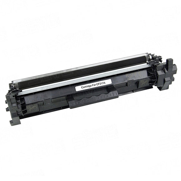 CF217A Compatible Black Toner Cartridge for HP