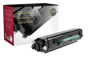 E260A21A Premium Remanufactured High Yield Black Toner Cartridge for Lexmark E260/ E360/ E460/ X463/ X464/ X466