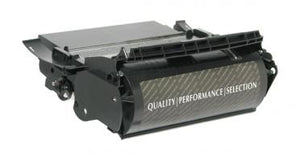 12A6865 Premium Remanufactured High Yield Black Toner Cartridge for Lexmark T620/ T622 / X620