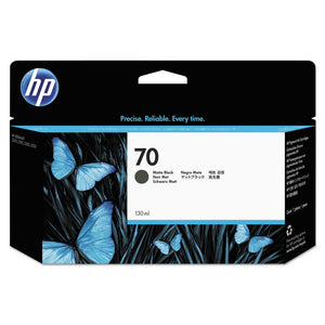 HP 70 C9448A Original Matte Black Ink Cartridge