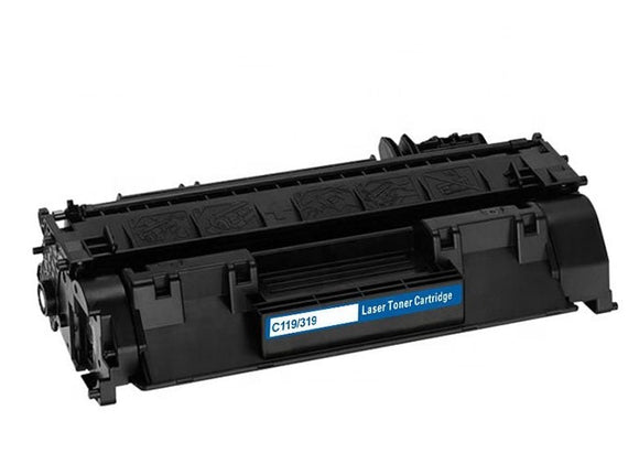 119 (3479B001AA) Compatible Black Toner Cartridge for Canon