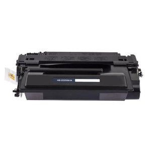 CE255X Compatible High Yield Black Toner Cartridge for HP