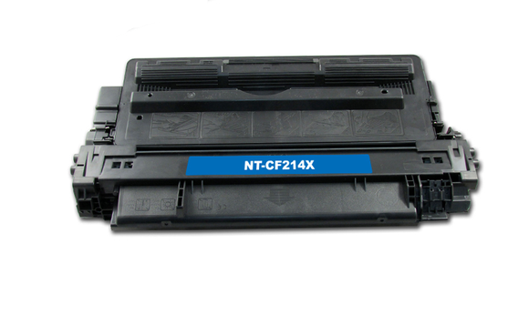 CF214X Compatible High Yield Black Toner Cartridge for HP