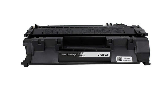 CF280A Compatible Black Toner Cartridge for HP