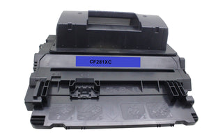 CF281X Compatible High Yield Black Toner Cartridge for HP