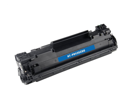 CB436A Compatible Black Toner Cartridge for HP