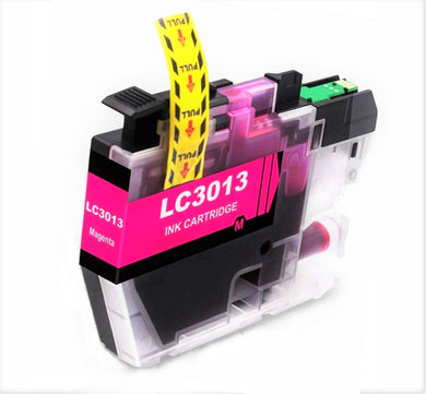 LC3013M Compatible high yield magenta inkjet cartridge for Brother