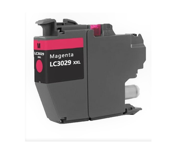 LC3029XXLM Compatible extra high yield magenta inkjet cartridge for Brother