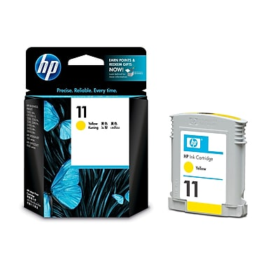 HP 11 C4838A Original Yellow Ink Cartridge