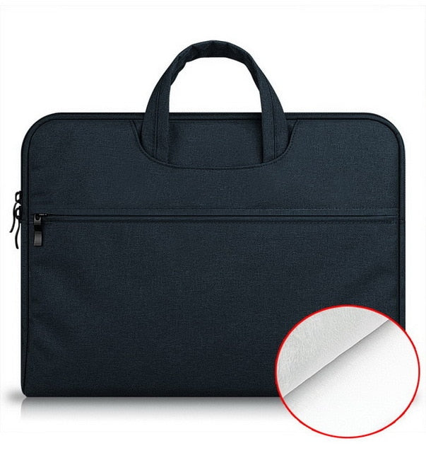 YRSKV cotton fabric laptop notebook briefcase for Macbook Air,Pro,Retina,11.6