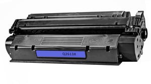 Q2613X Compatible High Yield Black Toner Cartridge for HP