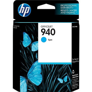 HP 940 C4903A Original Cyan Ink Cartridge