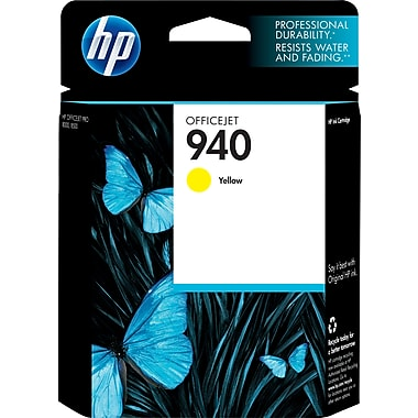HP 940 C4905A Original Yellow Ink Cartridge