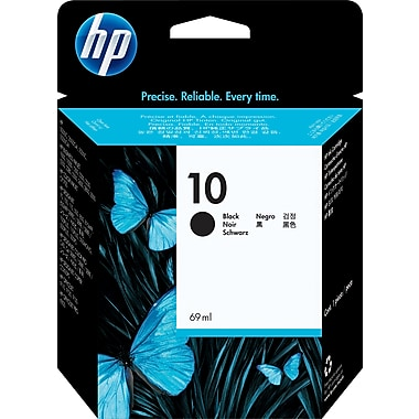 HP 10 C4844A Original Black Ink Cartridge