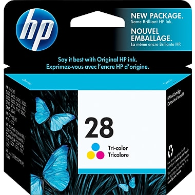 HP 28 C8728A Original Tri-color Ink Cartridge