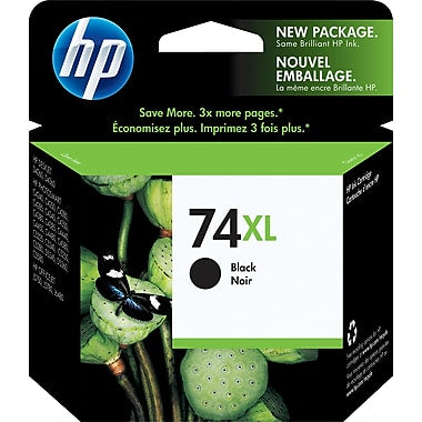 HP 74XL CB336W Original Black High Yield Ink Cartridge