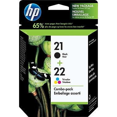 HP 21/22 C9509FC COMBO PACK
