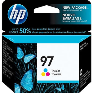 HP 97 C9363W Original Tri-colour Ink Cartridge