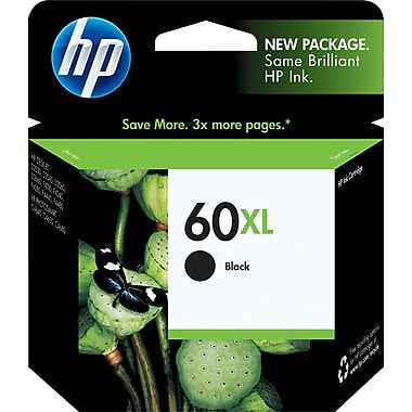 HP 60XL CC641W Original HY Black Ink Cartridge