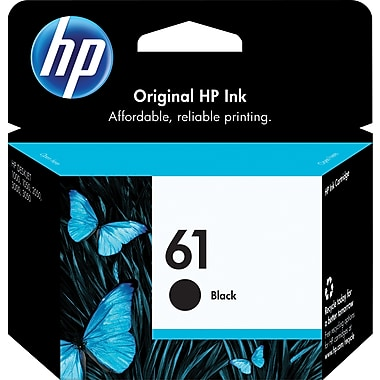 HP 61 CH561W Original Black Ink Cartridge