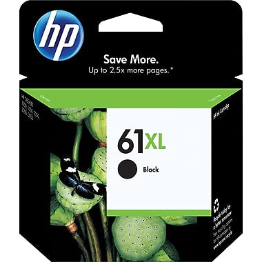 HP 61XL CH563W Original High Yield Black Ink Cartridge