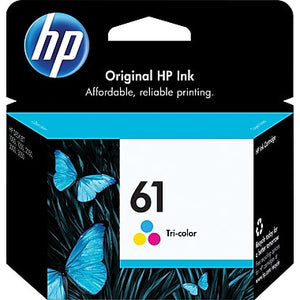 HP 61 CH562W Original Tri-color Ink Cartridge