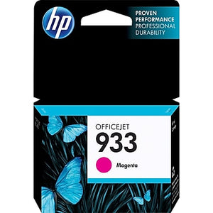 HP 933 CN059A Original Magenta Ink Cartridge