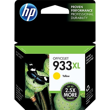 HP 933XL CN056A Original Yellow High Yield Ink Cartridge