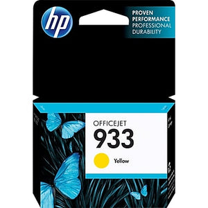 HP 933 CN060A Original Yellow Ink Cartridge