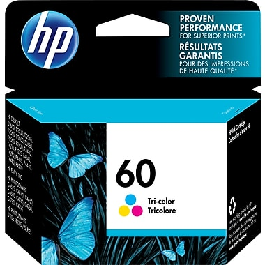 HP 60 CC643W Original Tri-color Ink Cartridge