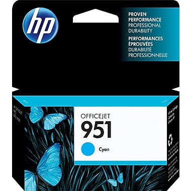 HP 951 CN050A Original Cyan Ink Cartridge