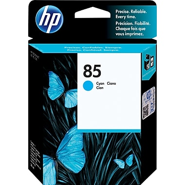 HP 85 C9425A Original 28ml Cyan DesignJet Ink Cartridge
