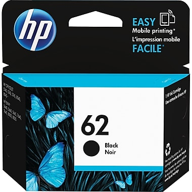 HP 62 C2P04A Original Black Ink Cartridge