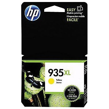 HP 935XL C2P26A Original Yellow High Yield Ink Cartridge