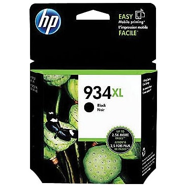 HP 934XL C2P23A Original Black High Yield Ink Cartridge