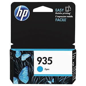HP 935 C2P20A Original Cyan Ink Cartridge