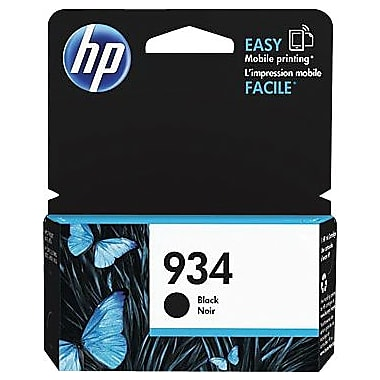 HP 934 C2P19A Original Black Ink Cartridge