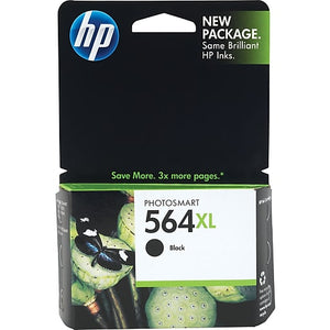 HP 564XL CN684W Original High Yield Black Ink Cartridge
