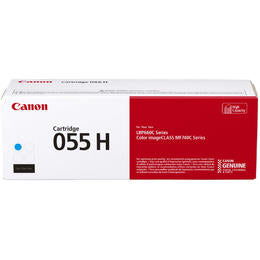 Canon 055HC OEM Cyan HY Toner Vancouver