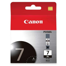 Canon PGI-7BK Ink. Vancouver free delivery.