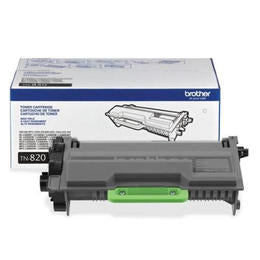 TN820 Brother Original (OEM) Black Toner Cartridge