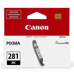 Canon CLI-281BK Ink. Vancouver free delivery.