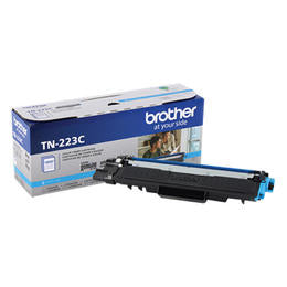 TN223C Brother Original (OEM) Cyan Toner Cartridge