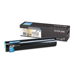 Lexmark X945X2CG High Yield Cyan Toner Cartridge for X940, X945 Vancouver