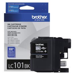 LC101BKS Brother Original (OEM) Black Inkjet Cartridge