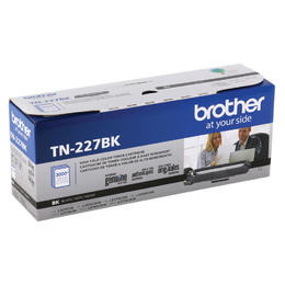TN227BK Brother Original (OEM) Black High Yield Toner Cartridge