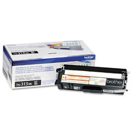 TN315BK Brother Original (OEM) Black Laser Toner Cartridge